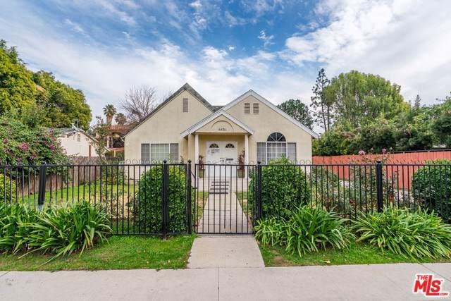 4434 Stern Avenue, Sherman Oaks, CA 91423 (#20547424) :: Team Tami