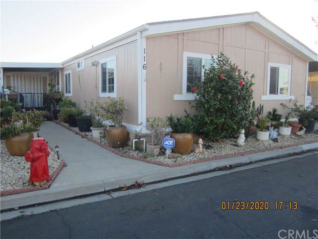 519 W Taylor Street #116, Santa Maria, CA 93458 (#PI20016242) :: RE/MAX Parkside Real Estate