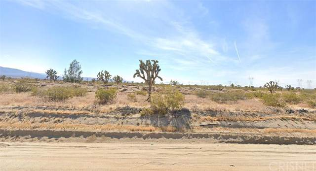 16000 Vac/Vic 160 Ste/Ave U8, Palmdale, CA 93591 (#SR20017532) :: Twiss Realty