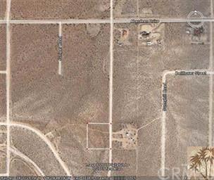 0 Saddleback Road, Joshua Tree, CA 92252 (#IV20017545) :: The Laffins Real Estate Team