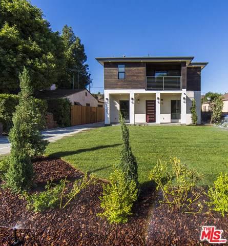 15239 La Maida Street, Sherman Oaks, CA 91403 (#20547422) :: Team Tami