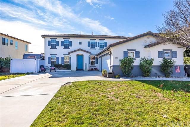 28581 Windridge Drive, Menifee, CA 92584 (#SW20016371) :: RE/MAX Estate Properties