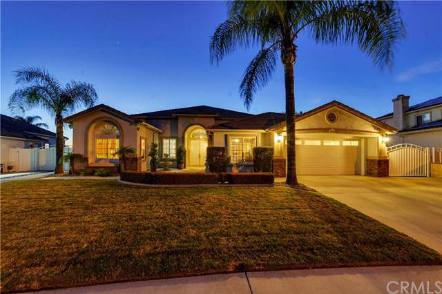 13668 Canyon View Drive, Yucaipa, CA 92399 (#EV20016277) :: Team Tami