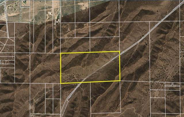0 Telephone Canyon Road, Hesperia, CA 92345 (#521440) :: The Laffins Real Estate Team