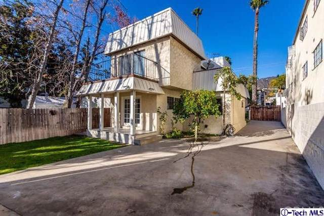 548 Glenwood Road, Glendale, CA 91202 (#320000294) :: The Brad Korb Real Estate Group