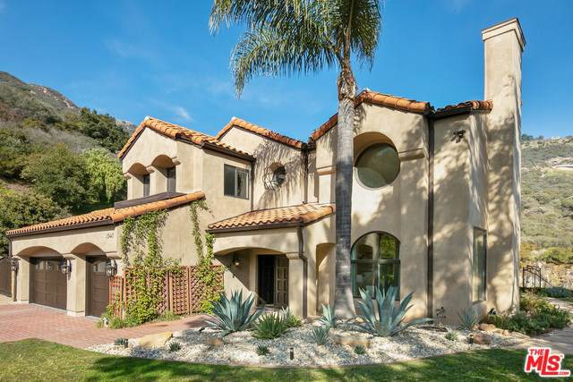 23443 W Copacabana Street, Malibu, CA 90265 (#20547284) :: Allison James Estates and Homes