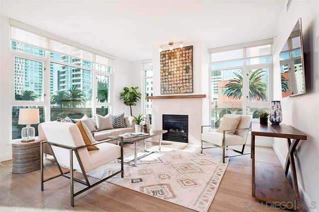 1199 Pacific Highway #302, San Diego, CA 92101 (#200004129) :: Provident Real Estate