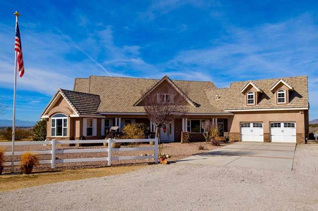 13838 Yuma Road, Apple Valley, CA 92307 (#521336) :: The Laffins Real Estate Team