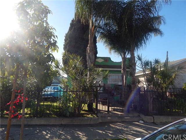 1040 W 92nd Street, Los Angeles (City), CA 90044 (#MB20017390) :: Cal American Realty