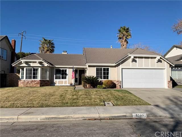 2709 Sandstone Court, Palmdale, CA 93551 (#SR20017677) :: Twiss Realty