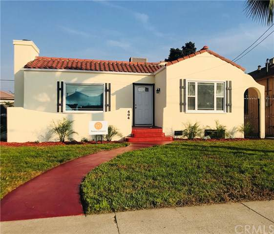 404 S Chester Avenue, Compton, CA 90221 (#DW20013502) :: Frank Kenny Real Estate Team