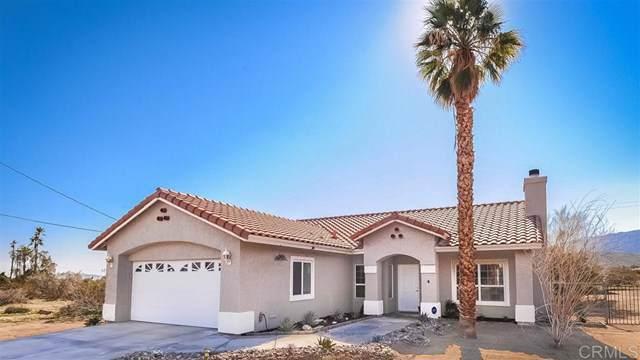 323 Velite Dr, Borrego Springs, CA 92004 (#200004145) :: Sperry Residential Group