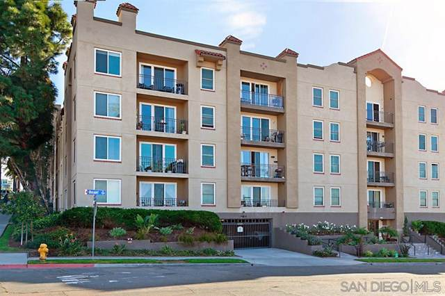 2445 Brant St #204, San Diego, CA 92101 (#200004144) :: Provident Real Estate