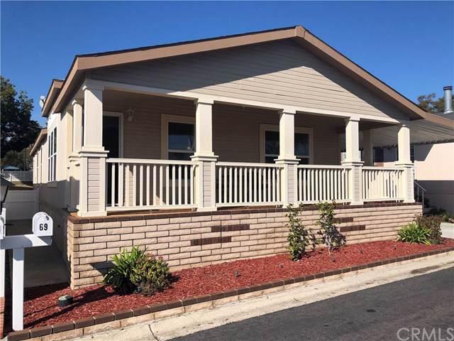 32371 Alipaz Street #69, San Juan Capistrano, CA 92675 (#OC20017706) :: Doherty Real Estate Group