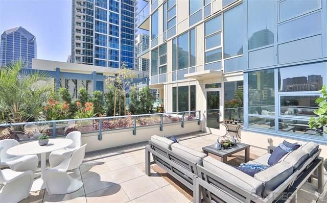 1388 Kettner Blvd. #506, San Diego, CA 92101 (#200004157) :: Provident Real Estate