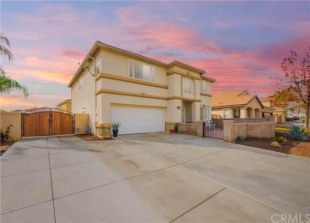 25301 Robinson Creek Lane, Menifee, CA 92584 (#IG20013780) :: RE/MAX Estate Properties
