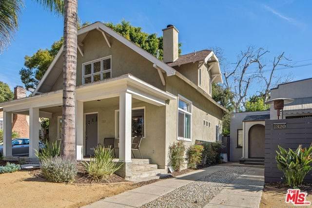 1322 N Cherokee Avenue, Los Angeles (City), CA 90028 (#20547050) :: Rogers Realty Group/Berkshire Hathaway HomeServices California Properties