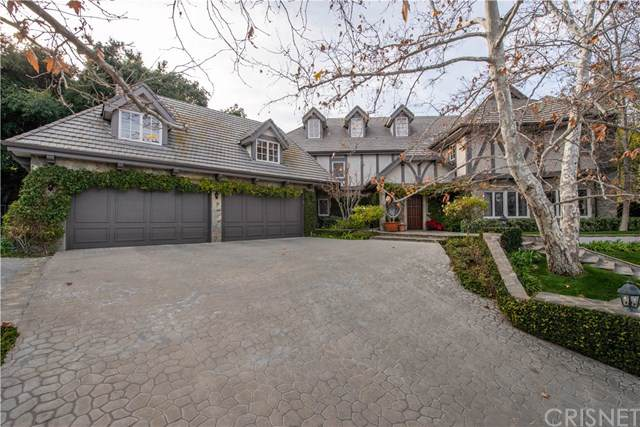 4411 Westchester Drive, Woodland Hills, CA 91364 (#SR20013990) :: Sperry Residential Group