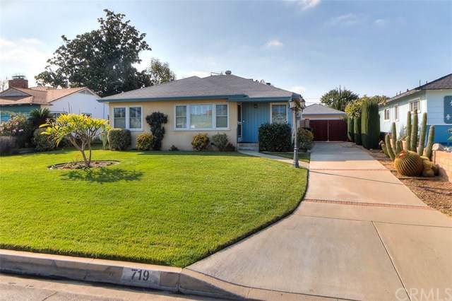 719 S Albertson Avenue, Covina, CA 91723 (#CV20016214) :: The Houston Team | Compass