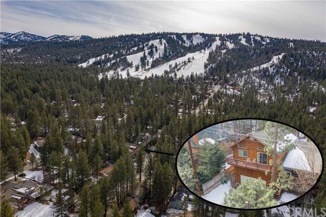 615 Thrush, Big Bear, CA 92315 (#PW20017733) :: Sperry Residential Group