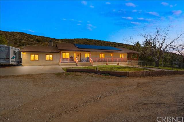 36180 Anthony Road, Agua Dulce, CA 91390 (#SR20013819) :: RE/MAX Estate Properties