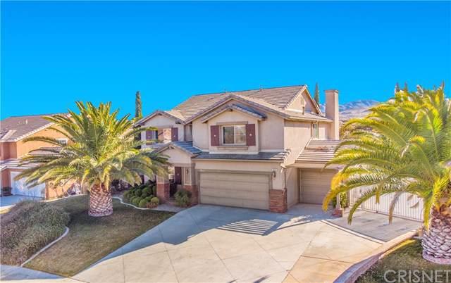 2620 Duomo Street, Palmdale, CA 93550 (#SR20016737) :: Twiss Realty