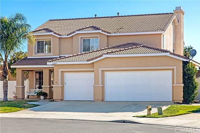 27047 Swift Street, Menifee, CA 92584 (#SW20017749) :: RE/MAX Empire Properties