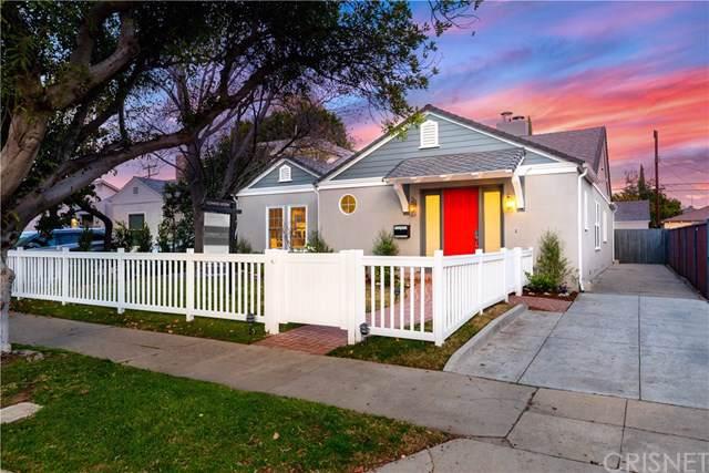 4448 Tyrone Avenue, Sherman Oaks, CA 91423 (#SR19287182) :: Team Tami
