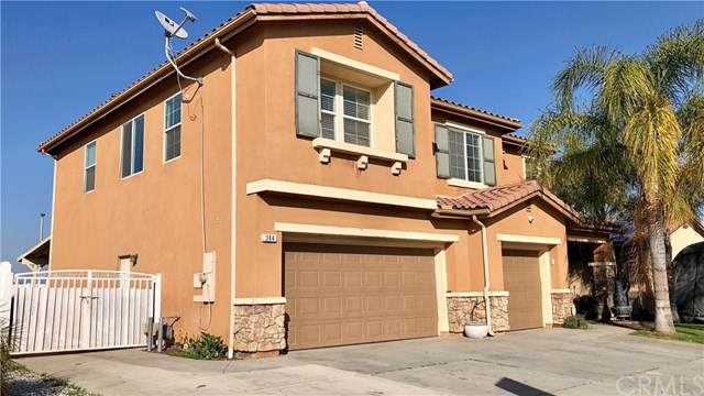 384 Daylily Drive, Perris, CA 92571 (#CV20017723) :: Doherty Real Estate Group