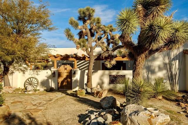 7651 Joshua Lane, Yucca Valley, CA 92284 (#219037615DA) :: Z Team OC Real Estate