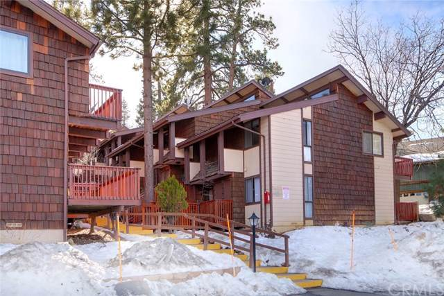 861 Thrush Drive #3, Big Bear, CA 92315 (#PW20017859) :: Sperry Residential Group