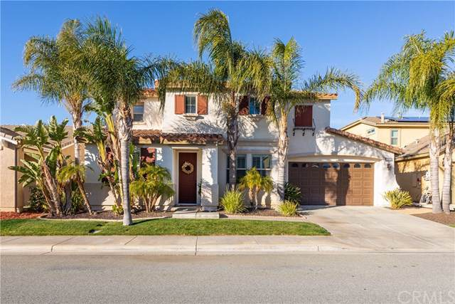 1352 Laurestine Way, Beaumont, CA 92223 (#IG20017102) :: Sperry Residential Group