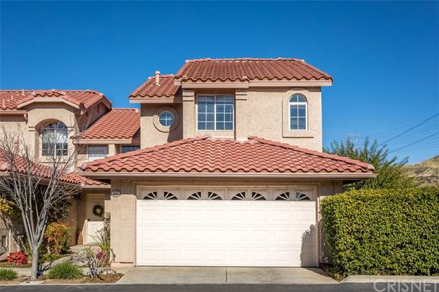 28136 Bobwhite Circle #52, Saugus, CA 91350 (#SR20017889) :: Sperry Residential Group