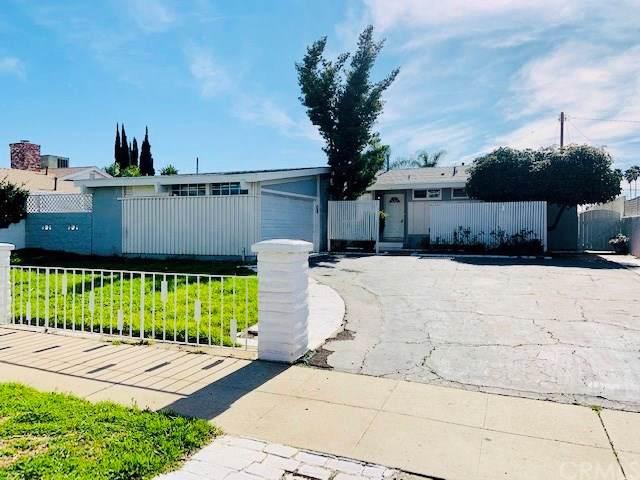 15934 Kalisher Street, Granada Hills, CA 91344 (#CV20017890) :: Fred Sed Group