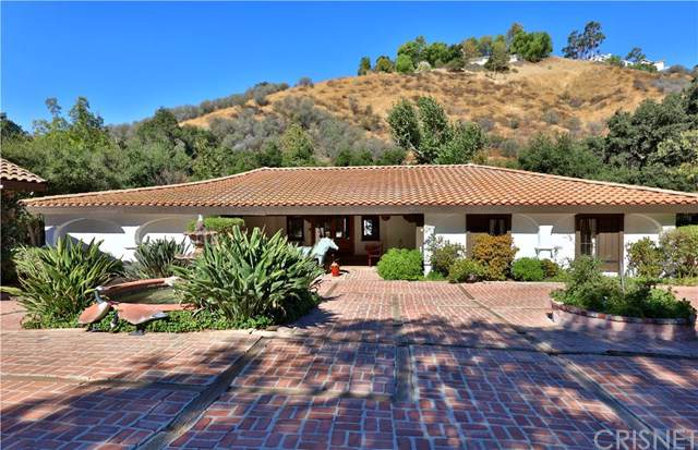 147 Bell Canyon Road, Bell Canyon, CA 91307 (#SR20017266) :: Allison James Estates and Homes