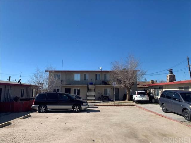 2841 B Street, Rosamond, CA 93560 (#SR20017593) :: Rogers Realty Group/Berkshire Hathaway HomeServices California Properties