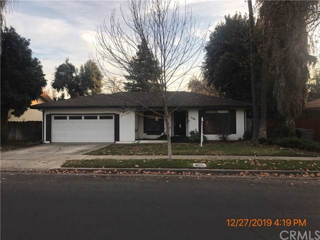 320 W Alexander Avenue, Merced, CA 95348 (#MC20018017) :: The Bashe Team