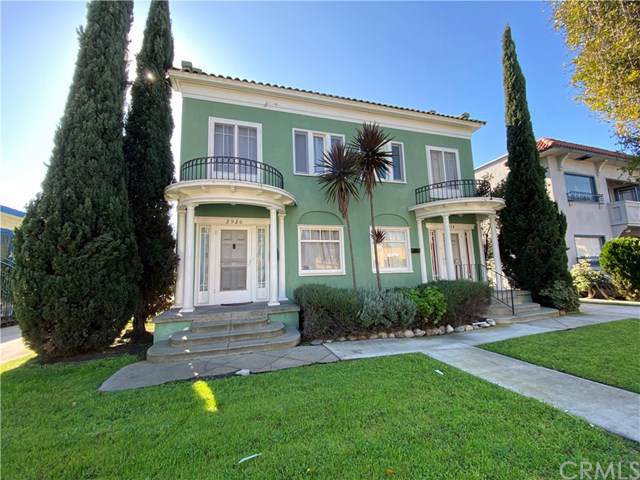 2918 E 7th Street, Long Beach, CA 90804 (#PW20016399) :: Rogers Realty Group/Berkshire Hathaway HomeServices California Properties