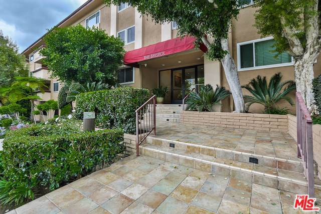 1121 N Olive Drive #305, West Hollywood, CA 90069 (#20547716) :: RE/MAX Estate Properties