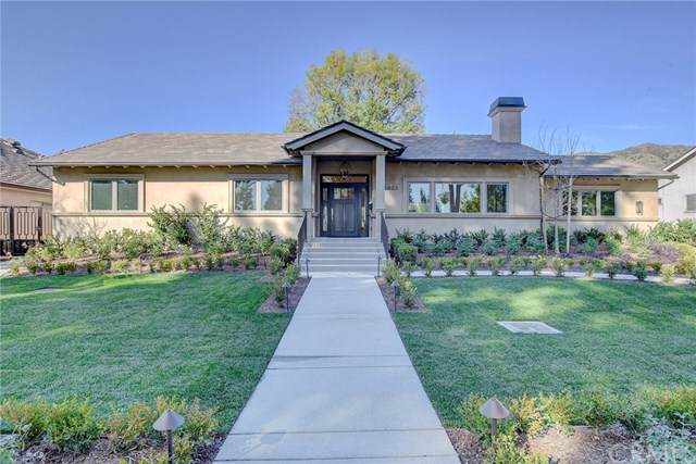 2033 Country Club Drive, Glendora, CA 91741 (#EV20018119) :: Allison James Estates and Homes