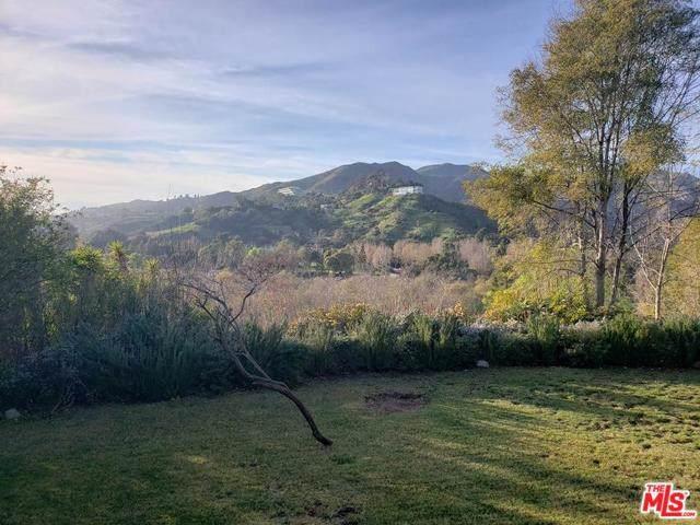 3637 Serra Road, Malibu, CA 90265 (#20547464) :: Allison James Estates and Homes
