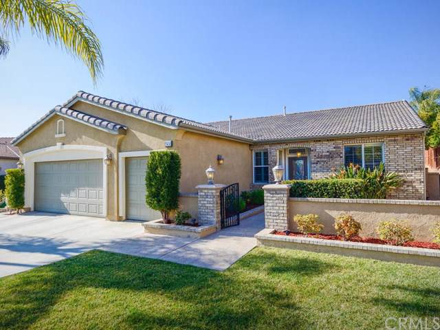 501 Langer Court, Hemet, CA 92545 (#SW20012122) :: Blake Cory Home Selling Team