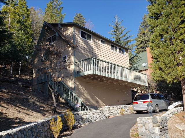 122 St Andrews Drive, Lake Arrowhead, CA 92352 (#EV20018183) :: Rogers Realty Group/Berkshire Hathaway HomeServices California Properties