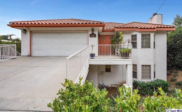 1626 Ina Drive, Glendale, CA 91206 (#320000338) :: A|G Amaya Group Real Estate