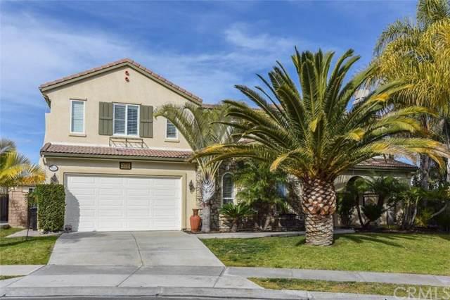 8338 Renwick Drive, Corona, CA 92883 (#OC20018221) :: Sperry Residential Group