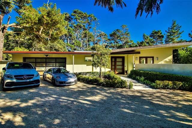 4161 Sunridge Road, Pebble Beach, CA 93953 (#ML81780292) :: Keller Williams Realty, LA Harbor