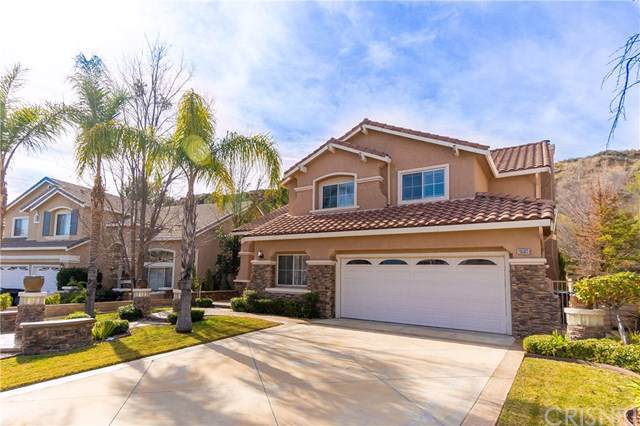 28563 Rock Canyon Drive, Saugus, CA 91390 (#SR20018247) :: Rogers Realty Group/Berkshire Hathaway HomeServices California Properties