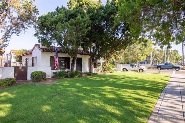 400 G Avenue, Coronado, CA 92118 (#200004284) :: The Najar Group