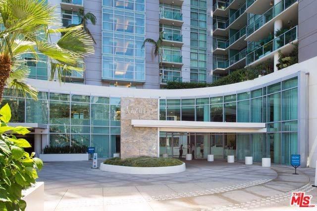 13700 Marina Pointe Drive #322, Marina Del Rey, CA 90292 (#20545652) :: Keller Williams Realty, LA Harbor