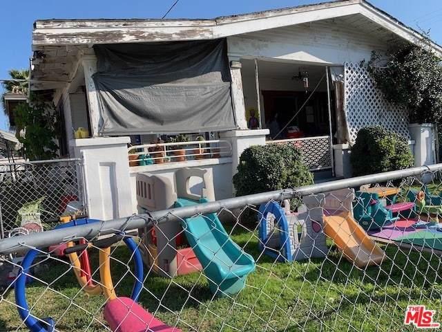 3410 Granada Avenue, El Monte, CA 91731 (#20547758) :: Keller Williams Realty, LA Harbor
